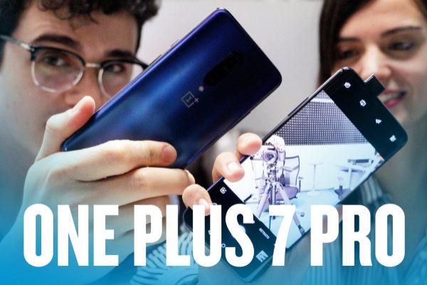 OnePlus 7 Pro: más caro, pero no tanto como Apple o Samsung