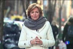 La periodista Almudena Ariza.