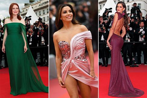 La alfombra roja de Cannes: arranca el Festival