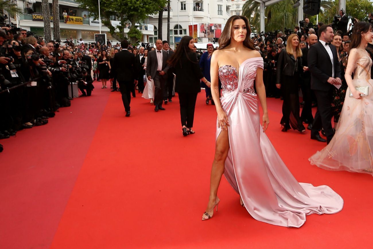Eva Longoria (44) ha deslumbrado a todos con su presencia en la...