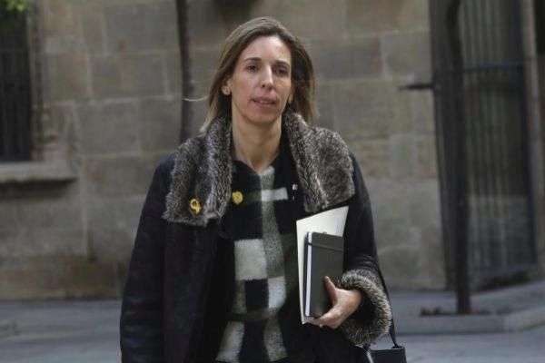 La consellera d'Empresa Àngels Chacón en una imagen de archivo.