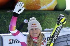 La esquiadora  Lindsay Vonn, nuevo Premio Princesa de Asturias de los Deportes