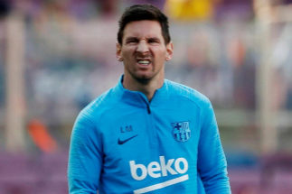 La Liga Santander - FC Barcelona v Getafe