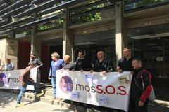 Mossos   Agentes elevan la presión sobre el Govern y se encierran en Interior