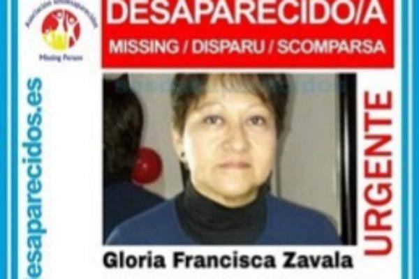 La mujer hallada muerta en El Arenal era la desaparecida Gloria Francisca Zavala
