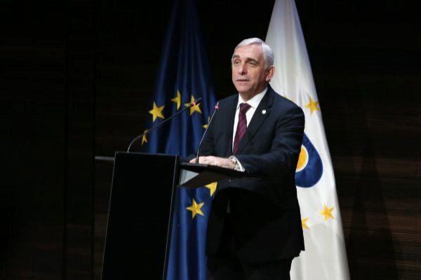 El director ejecutivo de la Euipo, Christian Archambeau.