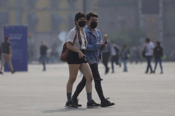 La toxicidad del aire obliga a declarar la 'alerta ambiental' en la Ciudad de México