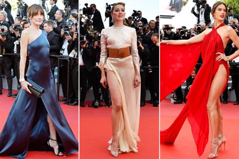 La alfombra roja de Cannes: día 2
