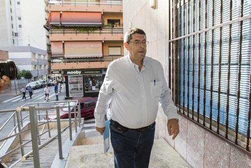 Juan cano, sucesor de Ponsoda, y principal acusado.
