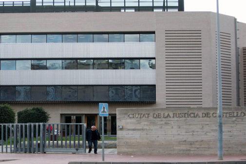 Instalaciones de la Ciudad de la Justicia.