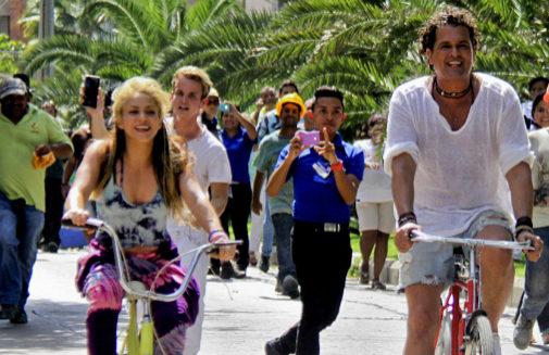 Música   Desestimada la demanda de plagio por La Bicicleta; Shakira y Carlos Vives no la copiaron