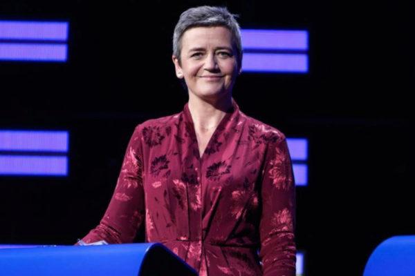 Margrethe <HIT>Vestager</HIT> , comisaria europea de Competencia.