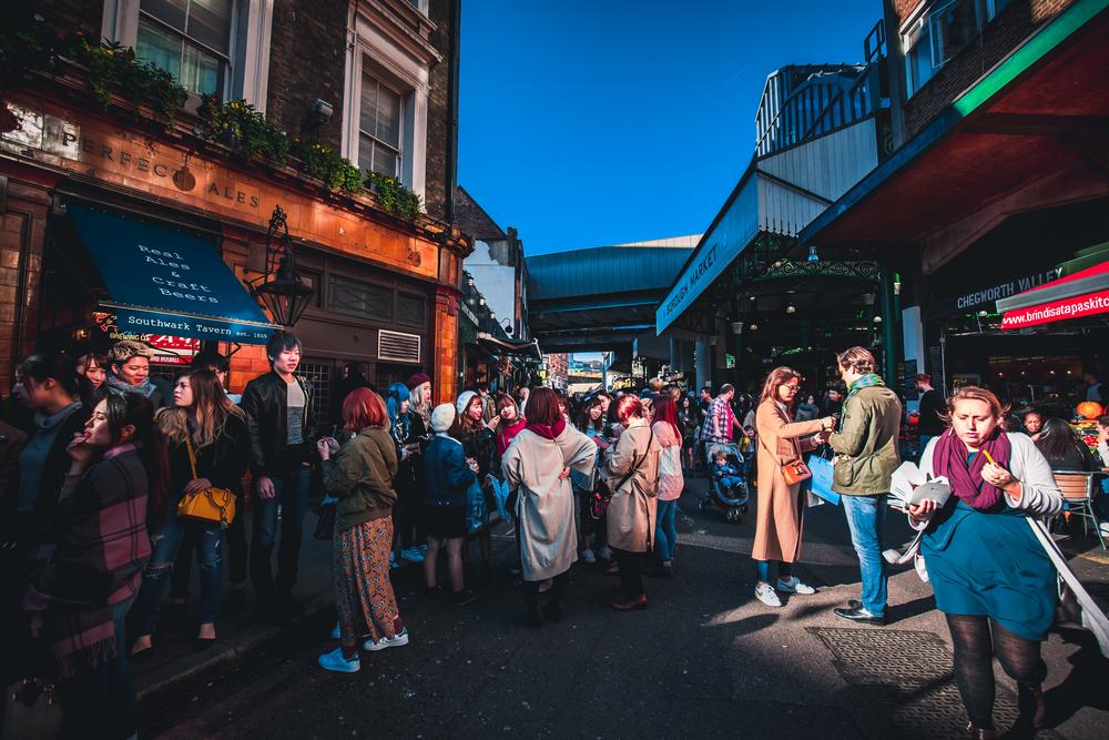 El mercado de abastos más antiguo de Inglaterra -ha...