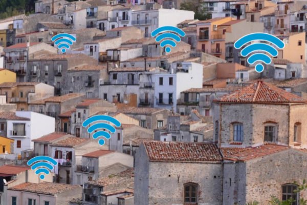 La Comisión Europea dará 15.000¤ a 510 pueblos de España para que tengan WiFi de alta velocidad