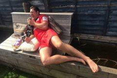 Alex Goode: el mejor jugador de Europa, el más juerguista del mundo