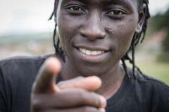 """La frustración de Wambui: """"¿Por qué los hombres con poca testosterona no corren con mujeres?"""""""