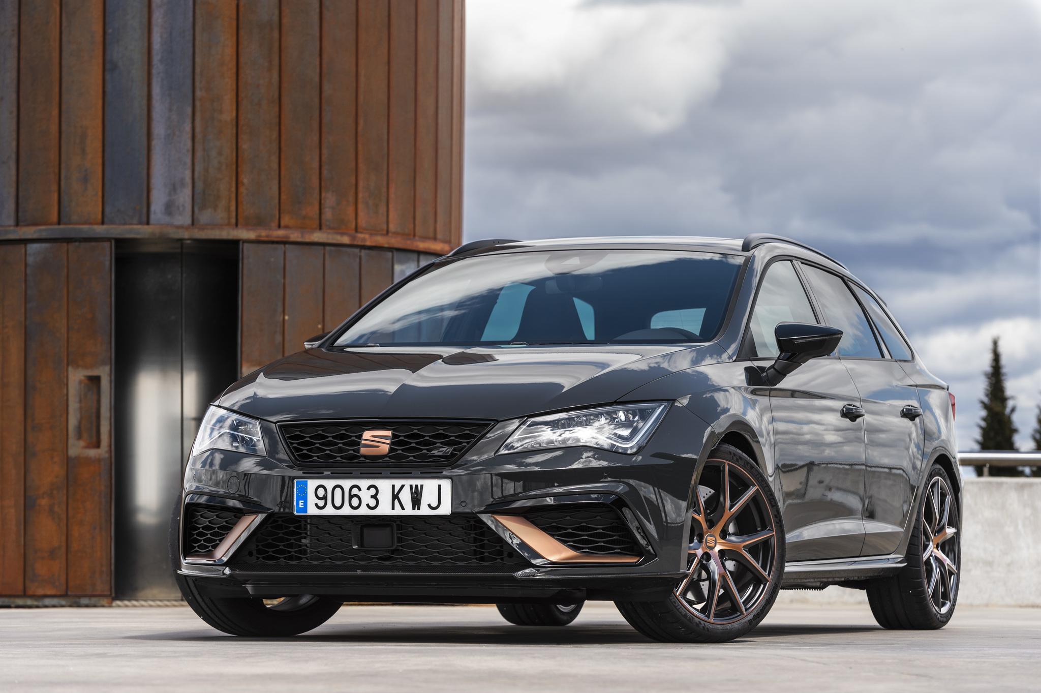 Seat León ST Cupra R: el último de una saga