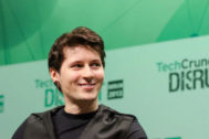 Pavel Durov, fundador de Telegram.