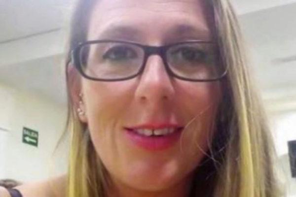 Rocío Pérez Trueba, número dos de Podemos por Laredo.