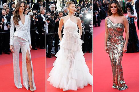 La alfombra roja de Cannes: día 3