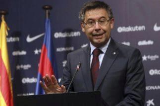 """Bartomeu ratifica a Valverde: """"Es el entrenador que queremos"""""""