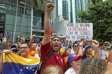 Miami, la pequeña Caracas de Estados Unidos