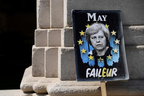 Los laboristas anuncian la ruptura de las negociaciones sobre el Brexit con el Gobierno