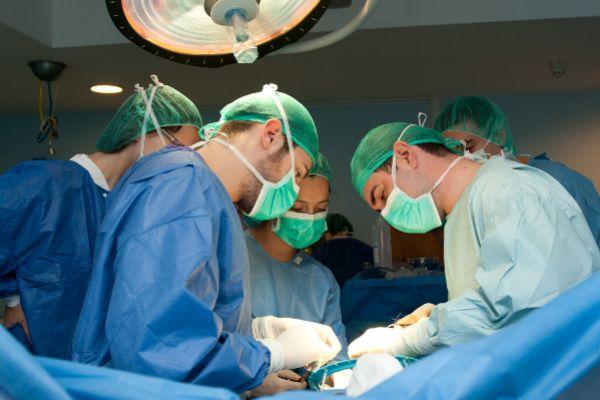 Intervención en el hospital de Bellvitge