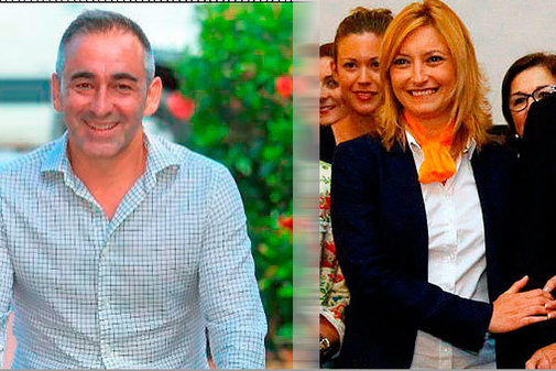 Barrachina (Pp) y Gabarda (Ciudadanos).