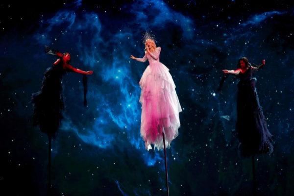 Kate Miller-Heidke representa a Australia en Eurovisión 2019 con Zero...