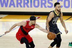 """La gran noche de los Curry: """"Ha sido como volver a nuestra infancia"""""""