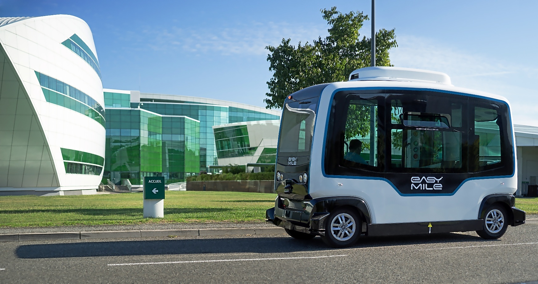 El  EZ10 es hoy en día la lanzadera sin conductor más implementada en el mundo