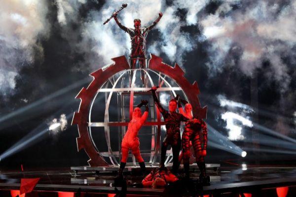 Islandia apuesta por Hatari para ganar Eurovisión 2019