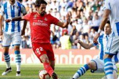 Isco, Cazorla y Oyarzábal, novedades en la lista de Luis Enrique