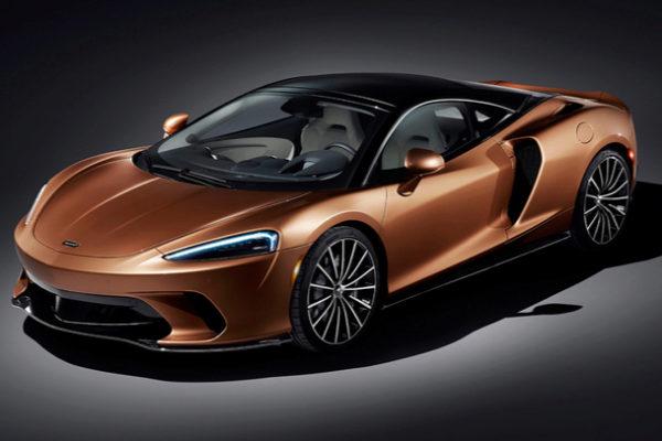 McLaren GT: el primer Gran Turismo de Woking