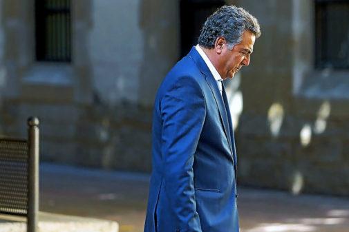 El promotor alicantino Enrique Ortiz, en una imagen de archivo.