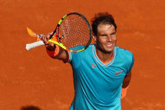 Nadal arrolla a un gran Verdasco y se clasifica para semifinales