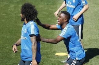 Tite deja a Vinicius y Marcelo fuera de la Copa América