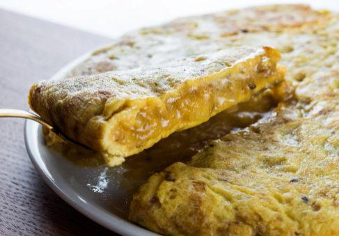 Ese disputado origen de nuestra tortilla...
