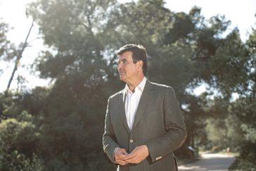 """Fernando Giner: """"Un pacto a la andaluza no me molestaría"""""""