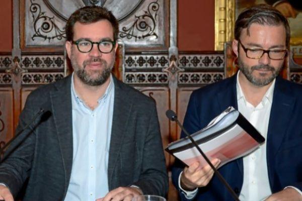 Candidatos a alcalde de Palma en las elecciones 2019