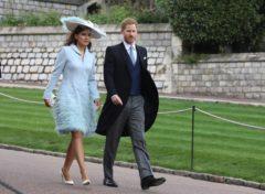 Harry (sin Meghan) y todos los invitados a la boda de Lady Gabriella Windsor