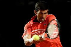 Djokovic derrota a Schwartzman y se medirá a Nadal en la final de Roma