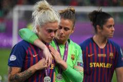 El Barcelona cae ante el todopoderoso Lyon en la final de la Champions femenina