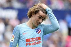Pitos a Griezmann en su gris despedida del Atlético de Madrid