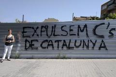 Un muro de contención del secesionismo