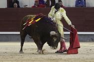 El cartel de Sevilla está en San Miguel: Morante, Urdiales y Aguado, que cierra cuatro tardes