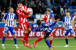 Un Girona sin nada que hacer confirma su descenso
