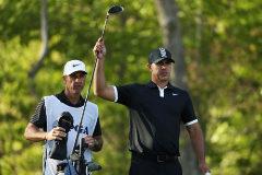 Brooks Koepka, en la jornada del sábado en el PGA Championship.