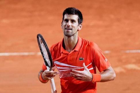 """Djokovic: """"Nadal es una de las leyendas más grandes de la historia del tenis"""""""